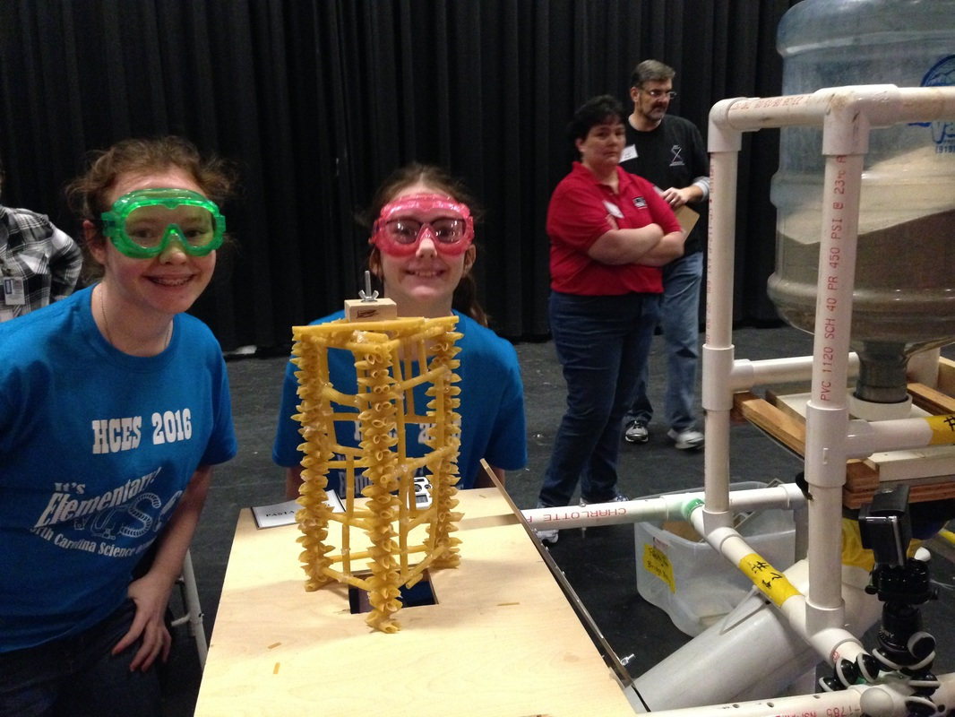Science Olympiad Elementary - Academic Innovation: Onslow County